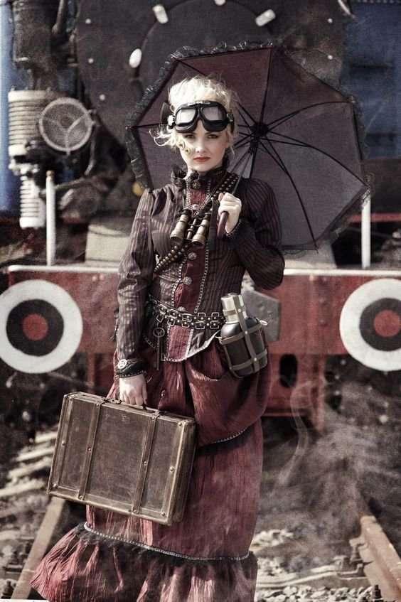 Фотоподборка -Удивительный стимпанк--44 фото-