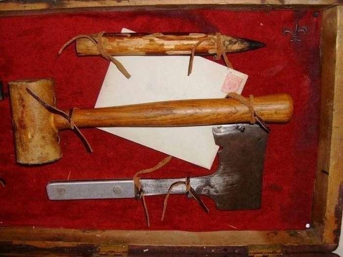 Невероятный набор охотника на вампиров 1800-х годов-8 фото-