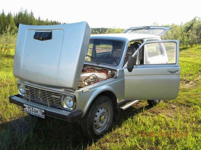 ВАЗ 4x4 2121 -Нива- 1991 — отзыв владельца-6 фото-