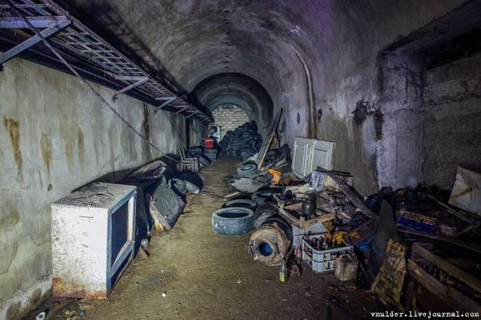 Храм адептов Ленина, логово сколопендроморфа или просто недостроенный объект С-4-41 фото-