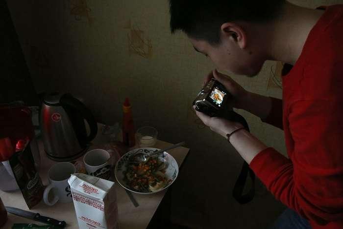Зачем китайцы едут на русский Север-23 фото + 1 видео-