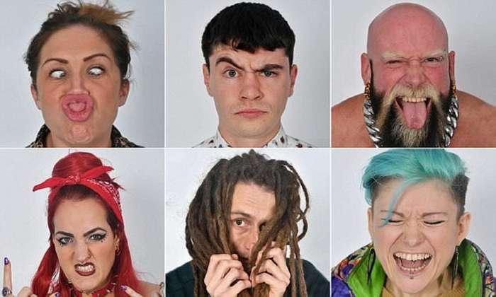 Агентство, привлекающее уродливых моделей, набирает популярность-10 фото-
