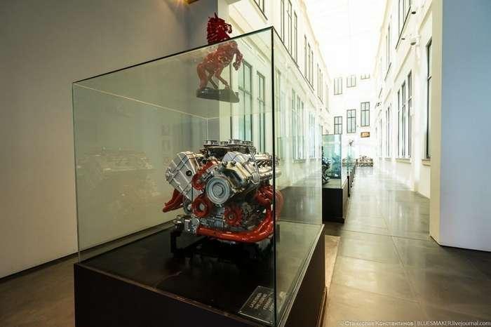Малага. Музей автомобилей-71 фото-