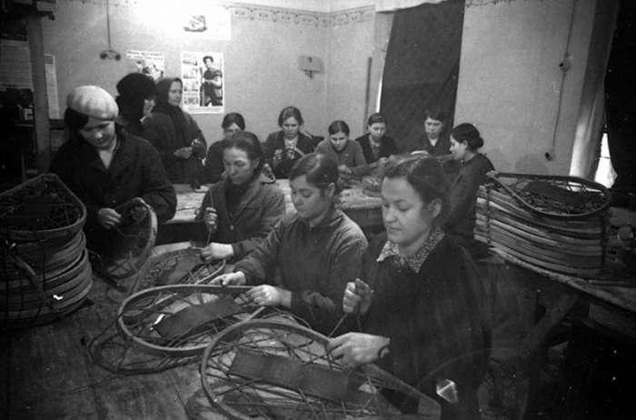 Сталинские артели. Частное предпринимательство в СССР!-13 фото-