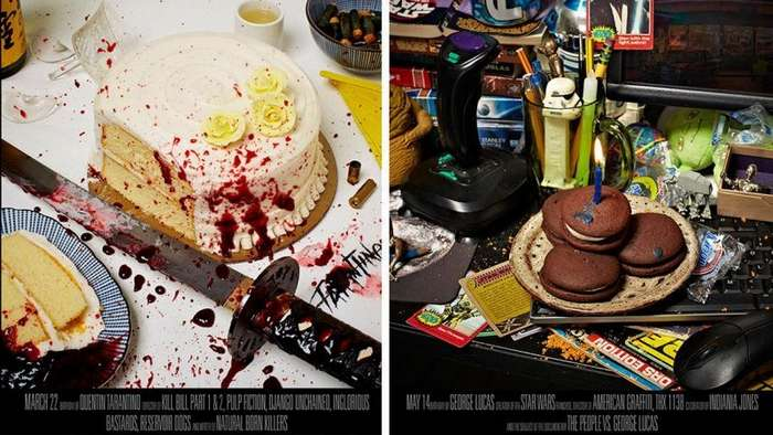 Художники отметили дни рождения культовых режиссеров-14 фото-