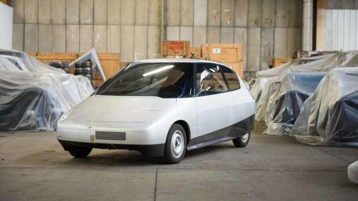 Из закромов: как Citroen распродавал уникальные автомобили-20 фото-