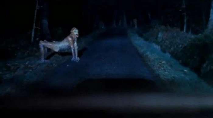 Ужас ночной дороги-1 фото-