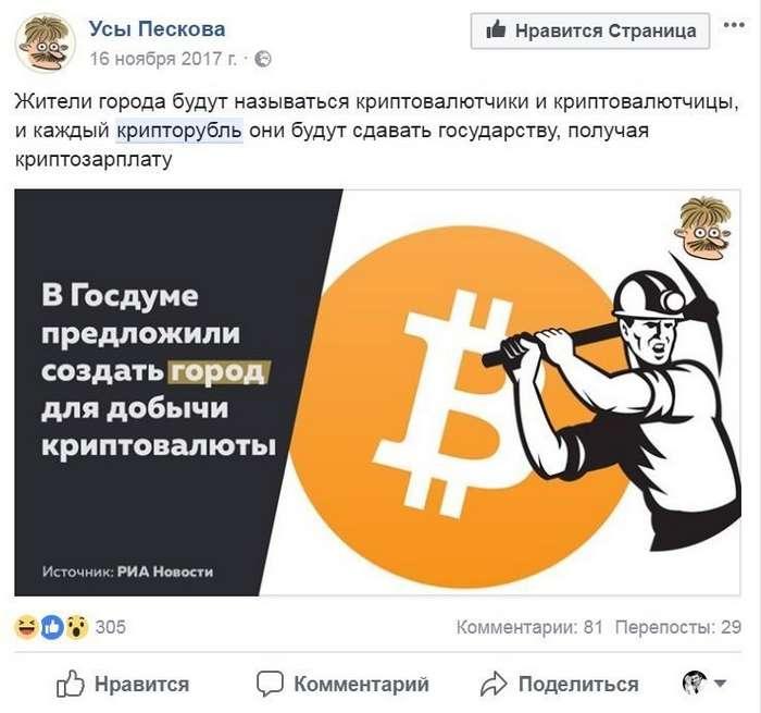 Bitcoin не в моде. КриптоРУБЛЬ - новая золотая жила-15 фото-