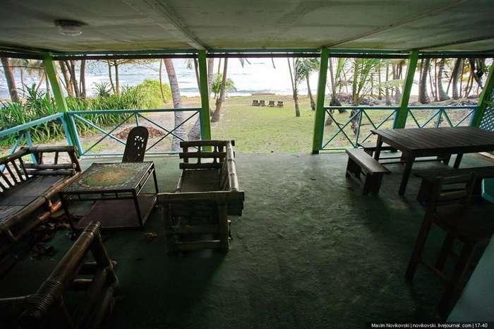 Африка. Бунгало олигарха-35 фото-