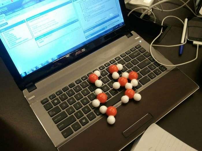 Наука - это весело!-21 фото-