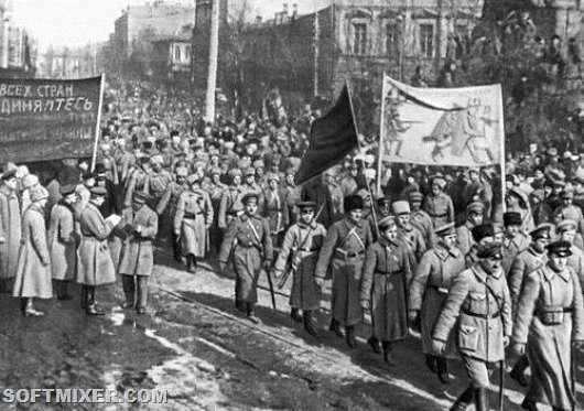 Любопытные факты о Красной армии-12 фото-
