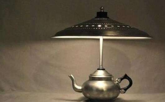 15 фантастических идей использования старого советского чайника-22 фото-