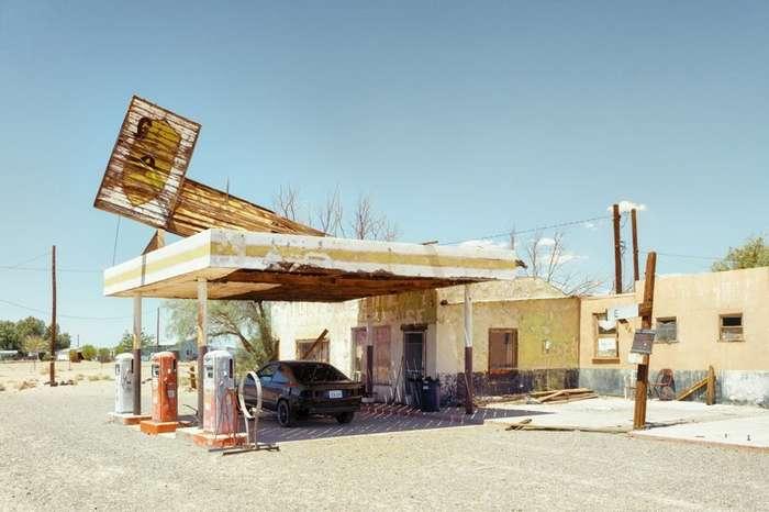 -Мать Дорог- — путешествие по самой знаменитой автостраде в мире-36 фото-