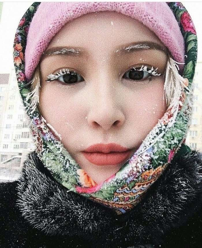 Холодная, но привлекательная. Почему в Якутии происходит рост населения?-21 фото + 3 видео-