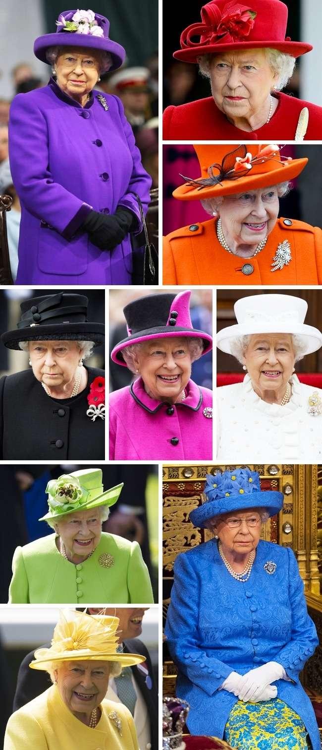 11цветов одежды, которые, помнению психологов, расскажут все овашем характере