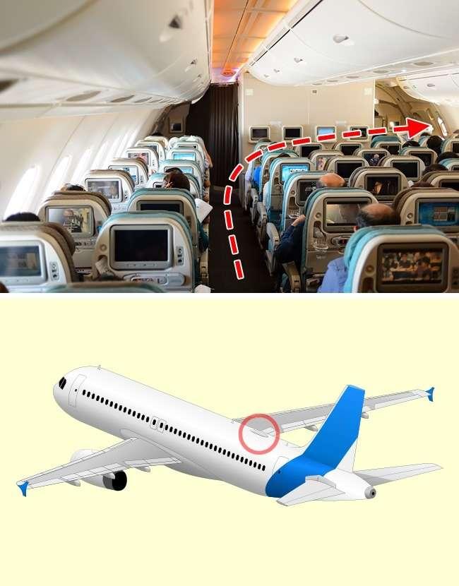 Что незамечают пассажиры, нозамечают пилоты, когда сидят напассажирском месте