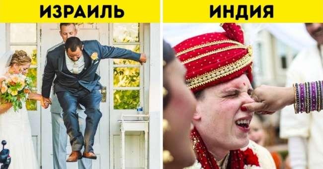 20+традиций разных стран, которые делают свадьбу сумасшедшим праздником