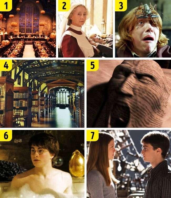 Одна важнейшая вещь вовсем -Гарри Поттере-, узнав которую высвалитесь сметлы