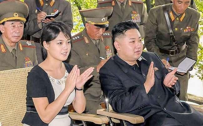 Каково это— быть женой лидера самой закрытой страны вмире