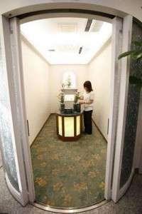 В Японии открыли отель для мёртвых