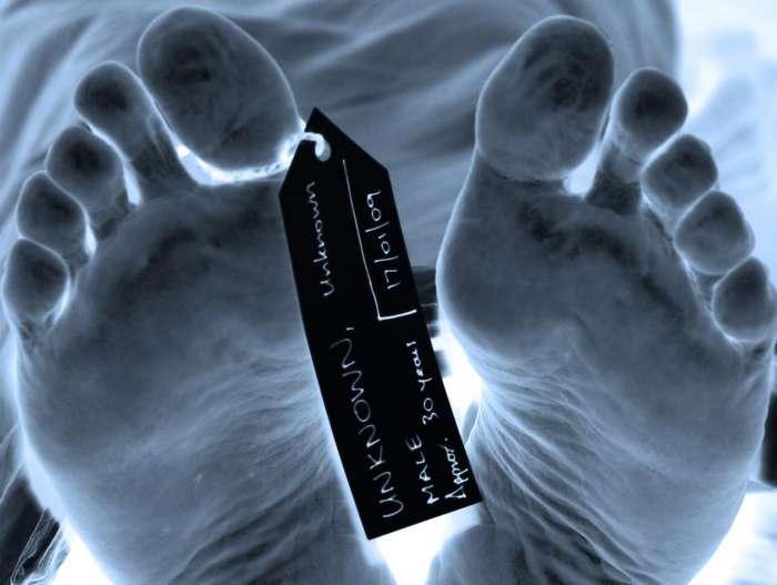 -Сказки из мертвецкой- или несколько историй от работников морга на ночь