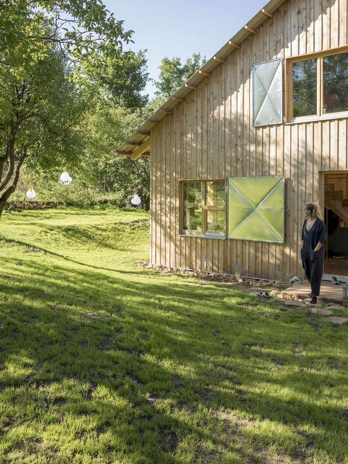 Интерьер дома для графического дизайнера