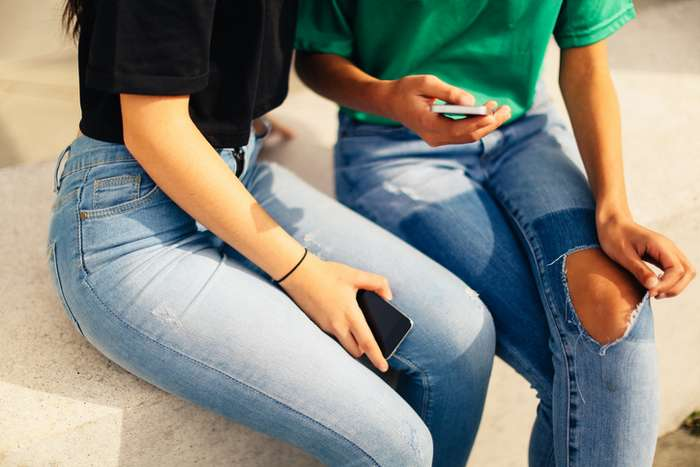 Правила стирки джинс