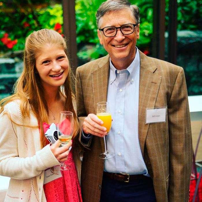 Как живет одна из самых богатых девушек в мире — старшая дочь Билла Гейтса
