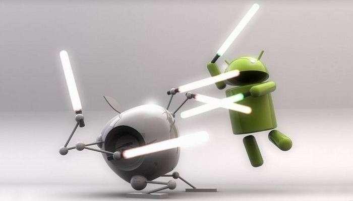 Любопытно о смартфонах