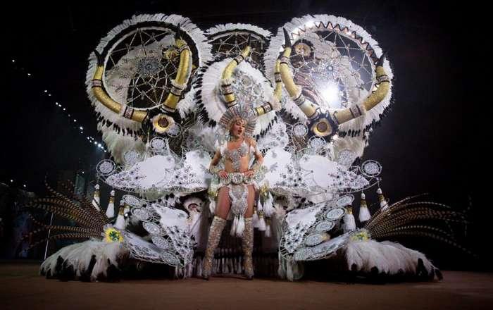 Как проходит карнавал в Санта Крус де Тенерифе 2018