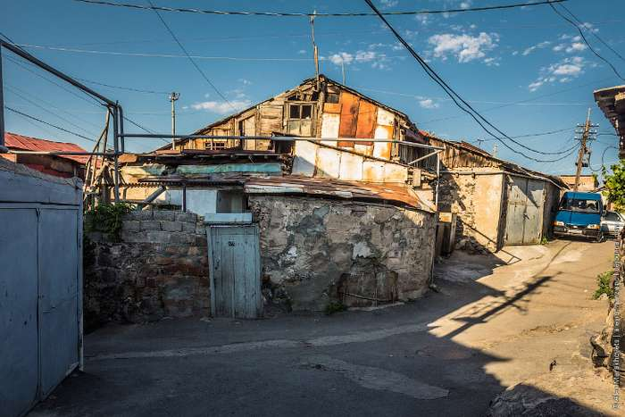 Законы выживания в трущобах