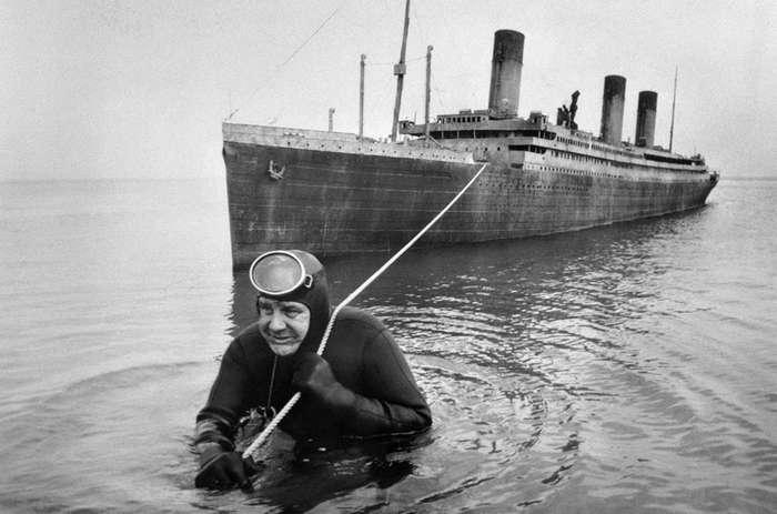 Малоизвестные и необычные архивные фотографии