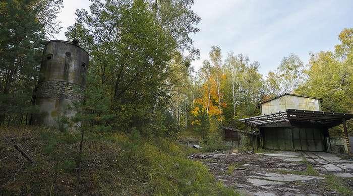 Как сейчас выглядит секретная база СССР Гомель-30