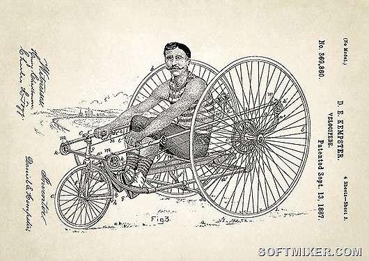 Необычные патенты прошлого