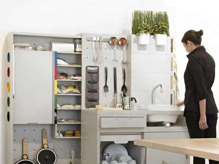 Кухни будущего