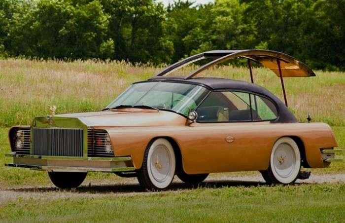 Странные, необычные, нестандартные и забавные автомобили