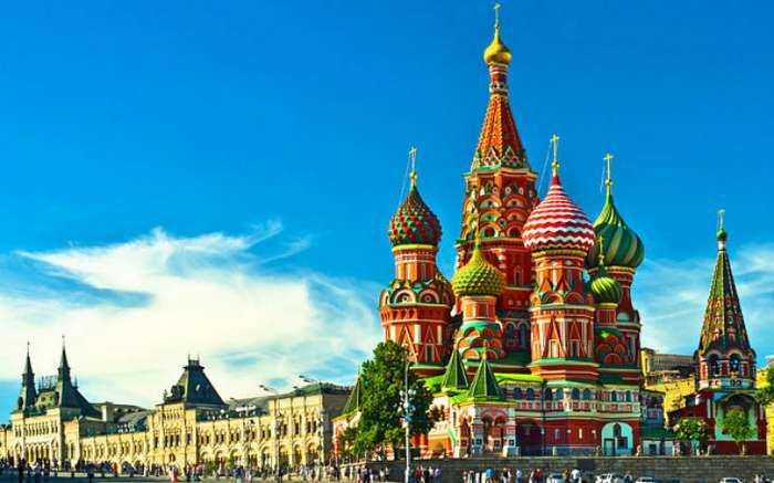 Россия глазами британцев