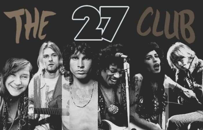 -Проклятие клуба 27-: действительно ли многие рок-звезды не смогли прожить дольше 27 лет?