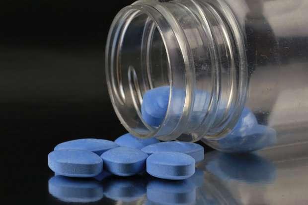 -Спасибо, Господи, за голубую таблетку!-, или как мужчины -поднимали свой боевой дух- до появления -Виагры-?