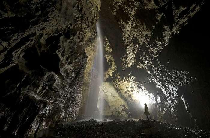 Рукотворные и природные -подземелья- со всего мира