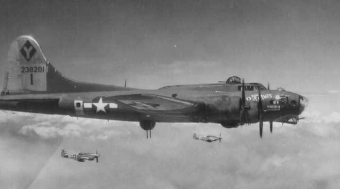 Секретная авиабаза США в СССР