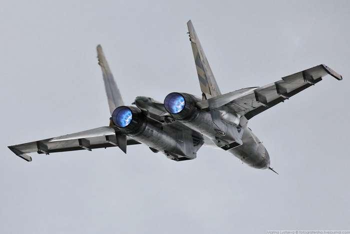 Чем Су-35 удивляет мир