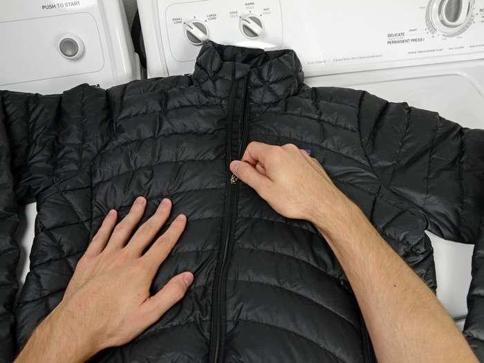 Как правильно постирать и высушить пуховик, чтобы он прослужил ещё пару сезонов