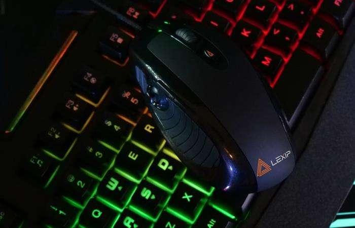 Суперуниверсальная мышь Lexip, станет находкой для всех у кого есть компьютер
