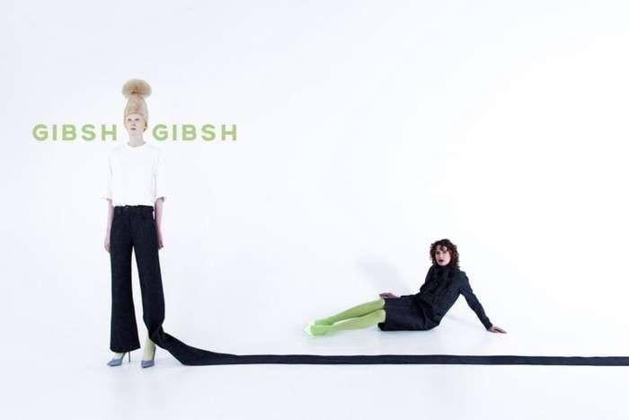 Киевские дизайнеры представили первые в мире джинсы-шарф
