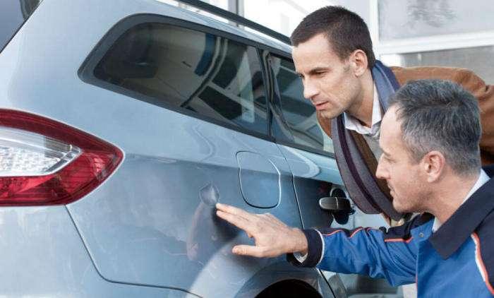Как вычислить автомобиль, который уже побывал в аварии