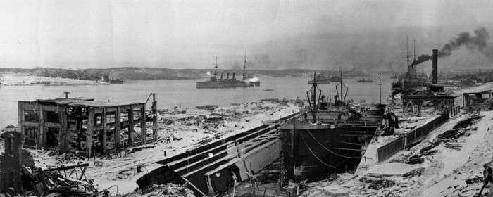 Трагедии с тысячами жертв: 5 страшнейших морских катастроф XX века