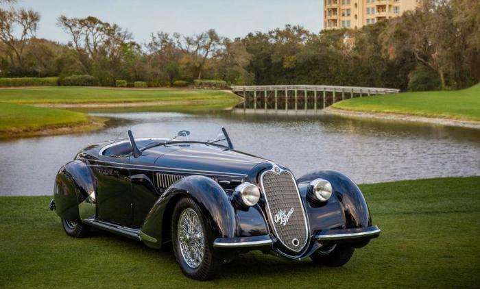 Bugatti Type 57 был назван самым роскошным автомобилем в истории