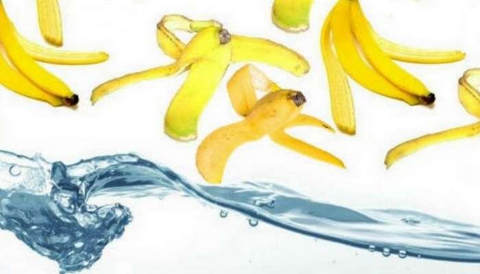 15 неожиданных и весьма эффективных примеров использования банановой кожуры