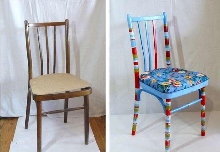 15 вариантов, как преобразить старую советскую мебель в стильные предметы интерьера